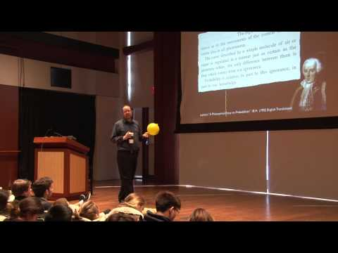 Dave Morgan: A Loss of Certainty – From Determinism to Probability / Ross Grade 12 Lecture Series