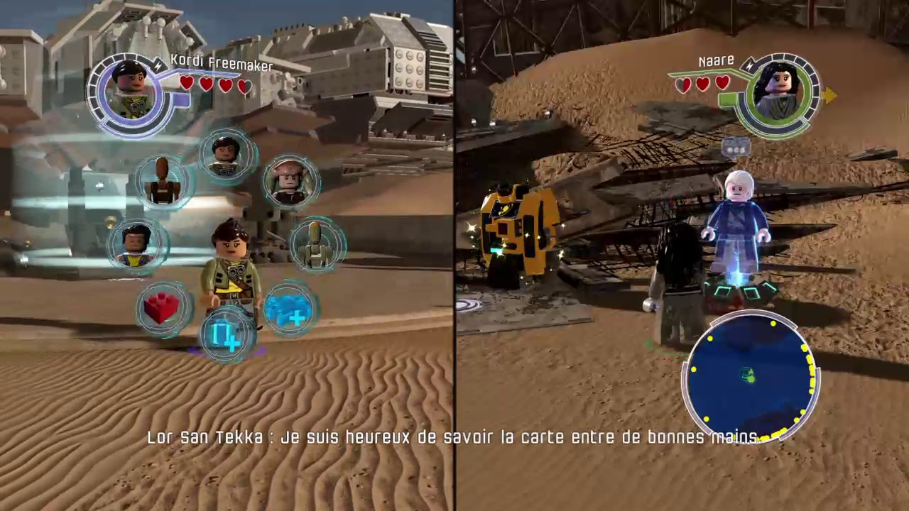 Pack de personnage lego star wars youtube - Personnage star wars lego ...
