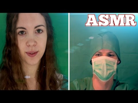 ASMR Ear Surgery Roleplay / Fixing Your Tingles - Collab With Rapunzel ASMR