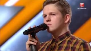 The X Factor Ukraine 2016 Vadim Diyakevich (Вадим Диякевич)