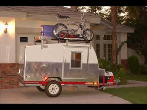TEARDROP TRAILER PLANS......TY-DEAN CUSTOMS LLC CAMPER PLANS