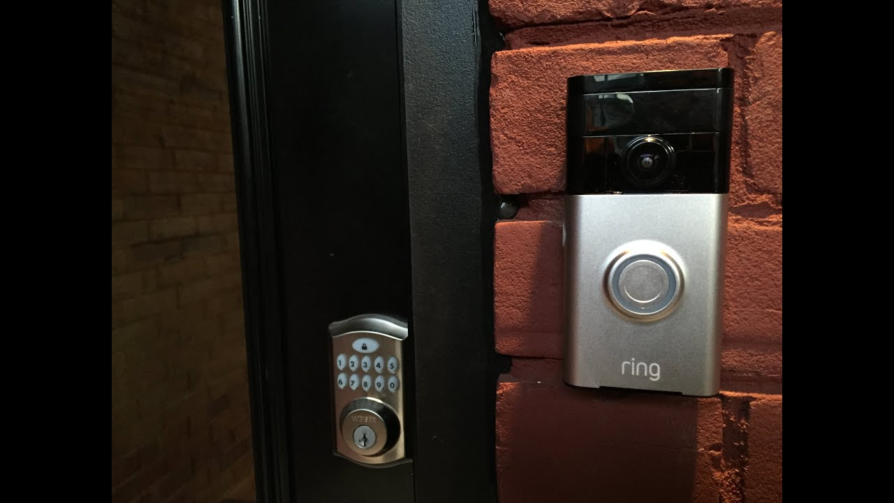How to Install Ring Doorbell in Minutes Ring Doorbell Wiring on doorbell parts, doorbell relay, doorbell battery, doorbell wire, doorbell security, doorbell chimes, doorbell buttons, doorbell repair, doorbell covers, doorbell installation, doorbell switch, doorbell sound,