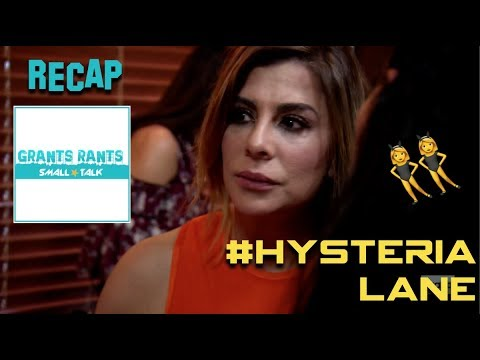 GR Small Talk: Real Housewives of New Jersey Recap S8 Ep12 - #HysteriaLane