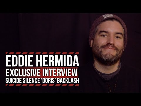 Suicide Silence's Eddie Hermida on 'Doris' Backlash: 'Give Me Everything You've Got'
