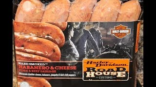 Harley-Davidson Road House: Habanero & Cheese Food Review