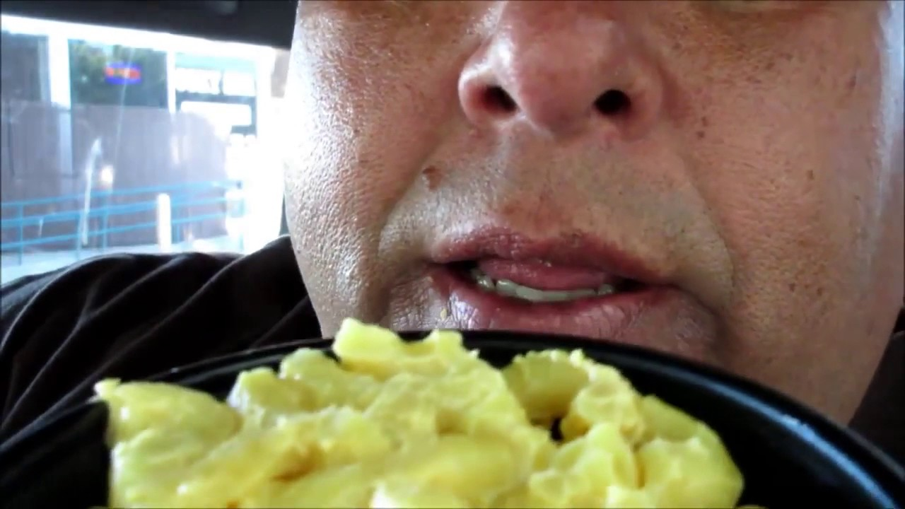 ASMR: Popeyes® Magnolia Blossom Chicken REVIEW! - YouTube