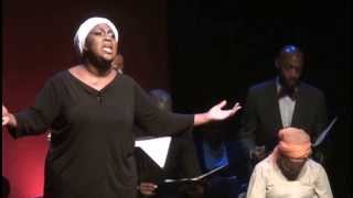 Rittia's Aria from the opera Harriet Tubman: When I Crossed That Line to Freedom