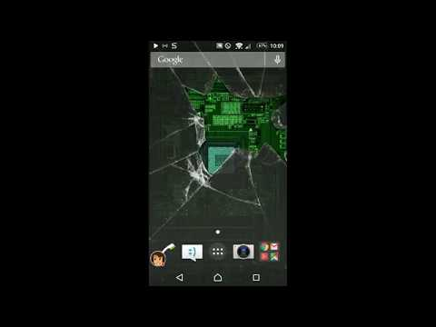 3D обои для смартфона,  очень красиво