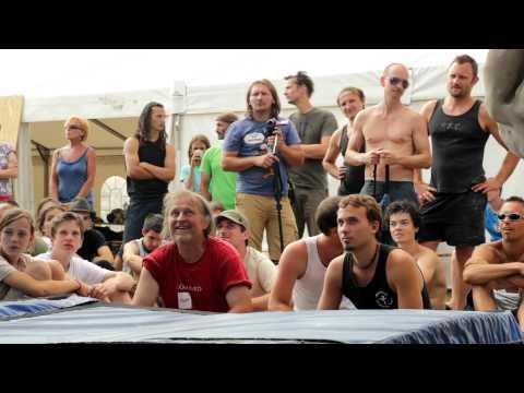 Finals / Döntő: Ambrosia Boulder Contest 2012