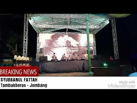 SYUBBANUL FATTAH - Fesban UNWAHA Tambakberas Jombang 2018