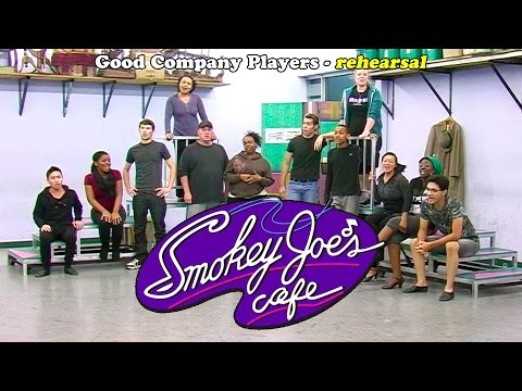 Smokey Joe's Cafe in rehearsal - Good Company Players