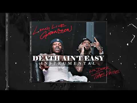 Lil Durk & King Von – Death Ain't Easy (INSTRUMENTAL) Reprod.  @Winiss Beats