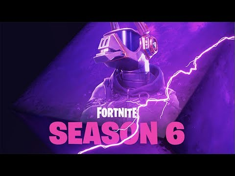MY RETURN TO FORTNITE - SEASON 6!