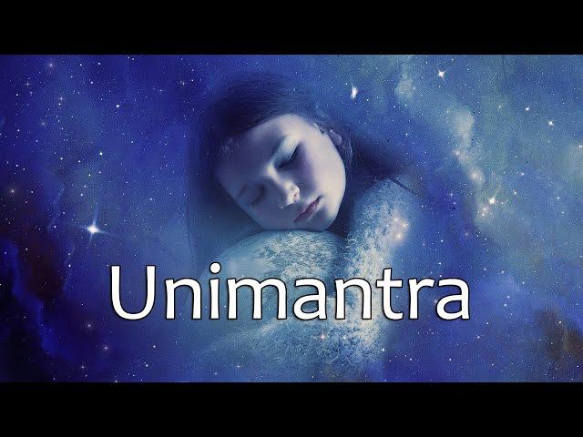 🌙 Kohdistettu meditaatio - Unimantra 💤