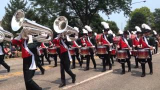 Santa Clara Vanguard 2015 4th of July Parade