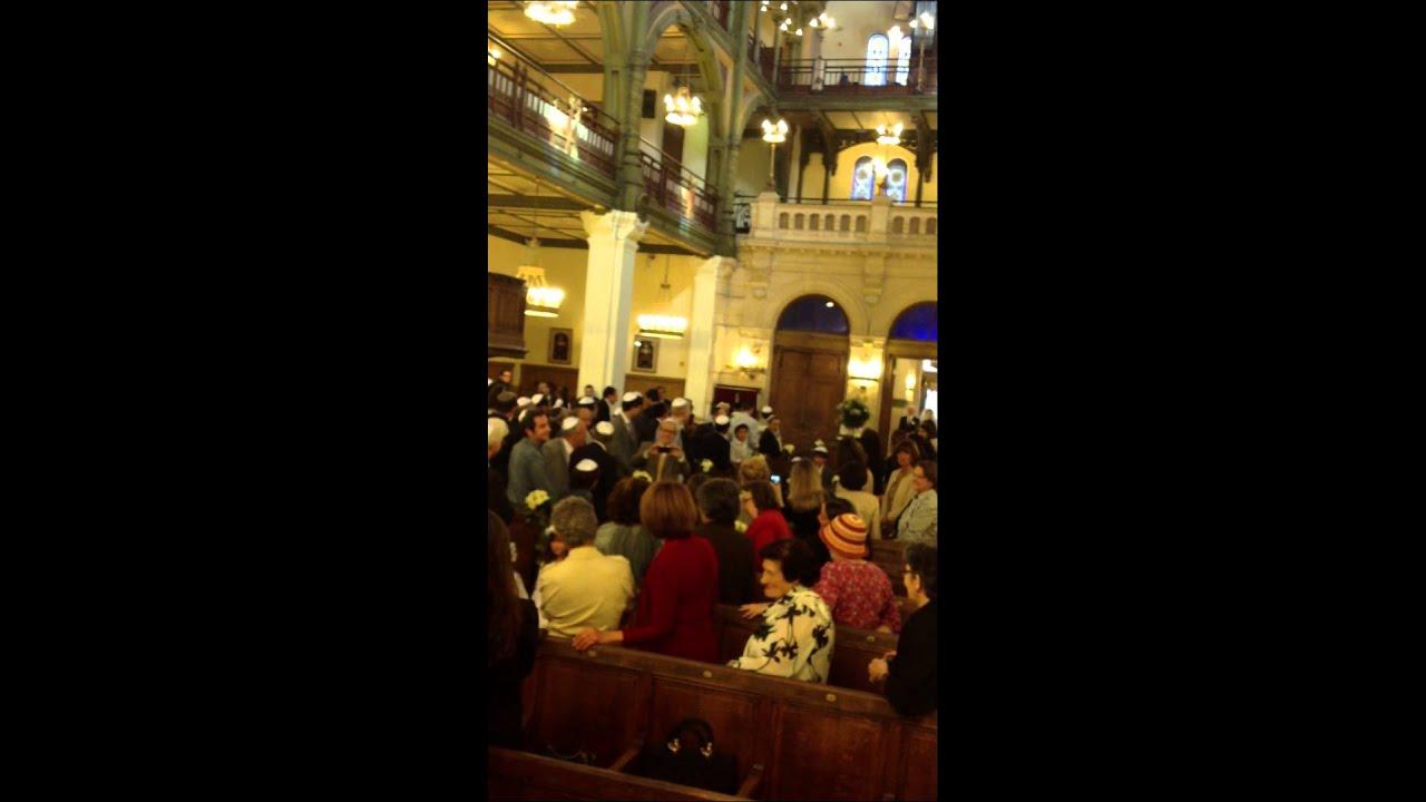Entr 233 E Houpa Adagio Live Synagogue Tournelles Avec