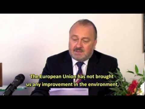 Czech Republic leaves EU