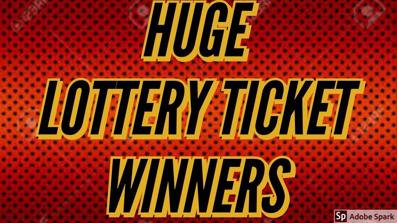 Huge Lotteries