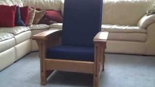 Ken's Custom Morris Chair