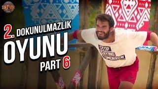 2. Dokunulmazlık Oyunu 6. Part   32. Bölüm   Survivor Türkiye - Yunanistan