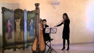Arpa e violino - Fratello sole sorella luna - Dolce sentire