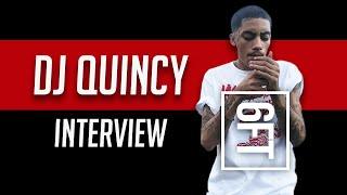 6FT - The DJ QUINCY Interview