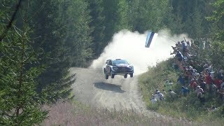 WRC Rally Finland Short Movie - Feel The Atmosphere!