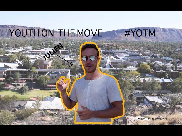 YOTM - Julien en PVT en Australie