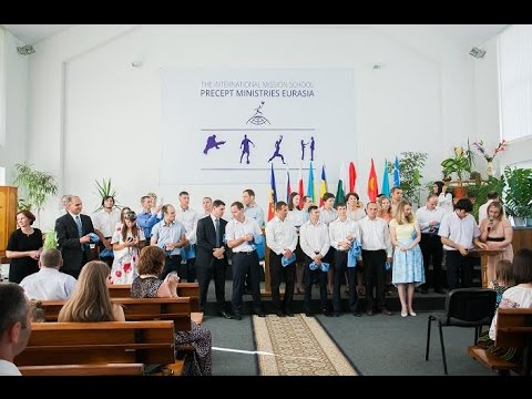 Deschiderea oficială a Școlii Internaționale de Misiune Precept Ministries Eurasia 2015