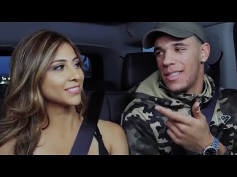 Lonzo Ball's Girlfriend Denise WARNS Him About Cheating on Her