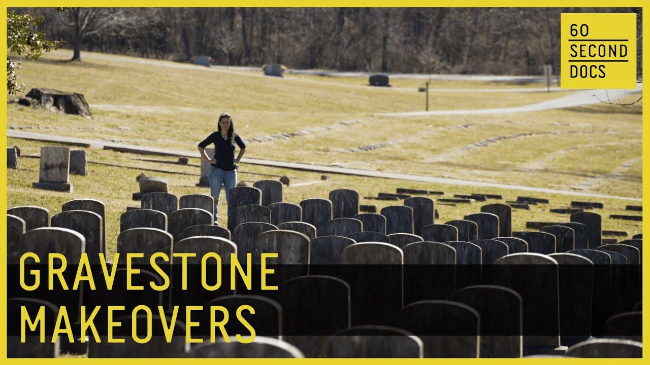 Gravestone Makeovers