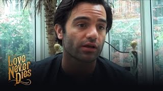Ramin Karimloo answers more of your questions | Love Never Dies