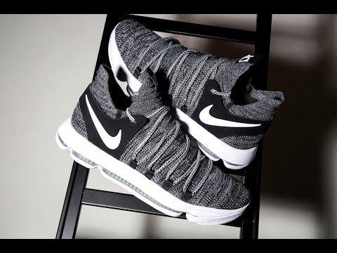 timeless design 322ae 9dcac FIRST LOOK  Nike KD X (10)  Fingerprint    SHIEKH