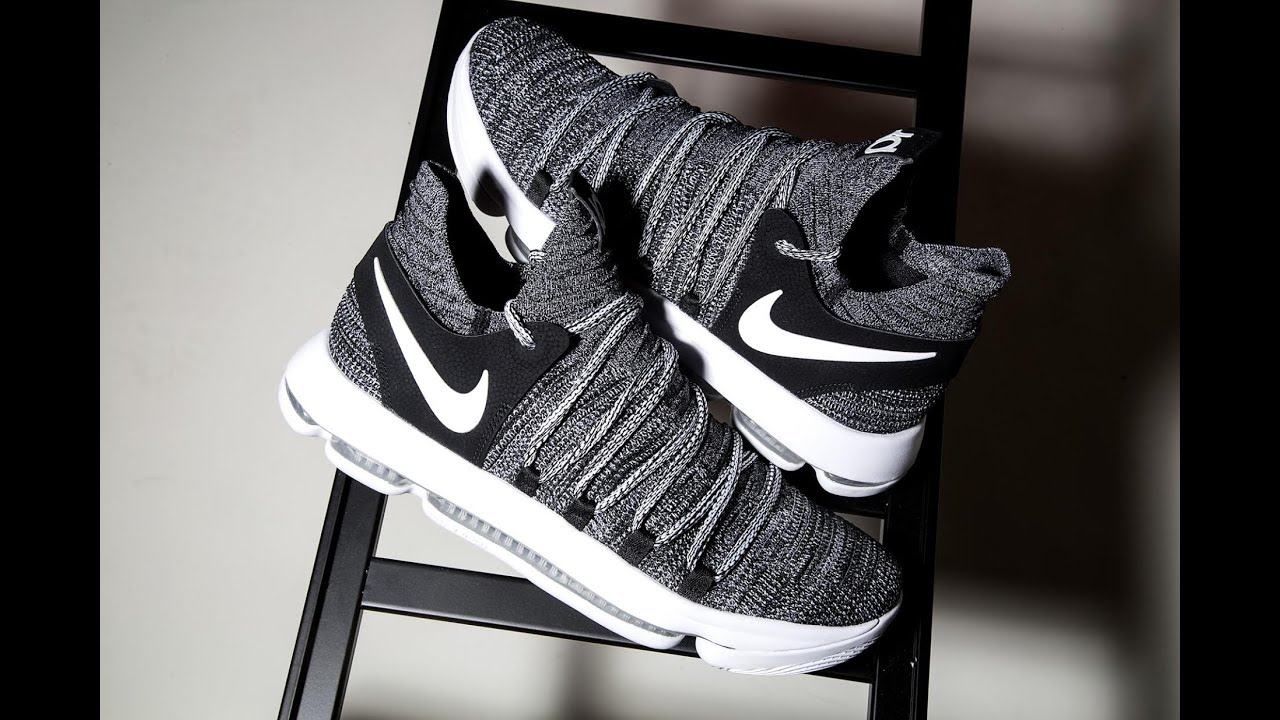 the latest e4a72 c9c23 FIRST LOOK: Nike KD X (10) 'Fingerprint' | SHIEKH