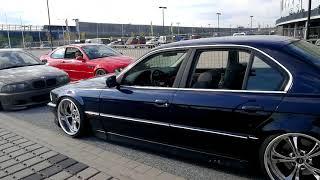 BMW E28 RACEISM ONBOARD DRIFT + CAR PARK & DRIFTING