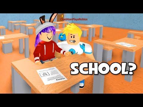 ROBLOX HIGH SCHOOL ROLEPLAY   SUMMER BREAK!   RADIOJH GAMES & GAMER CHAD