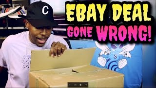 EBAY SNEAKER DEAL GONE WRONG!!!