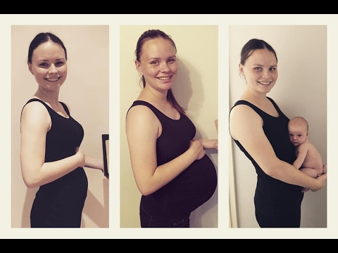belly progression Pregnant