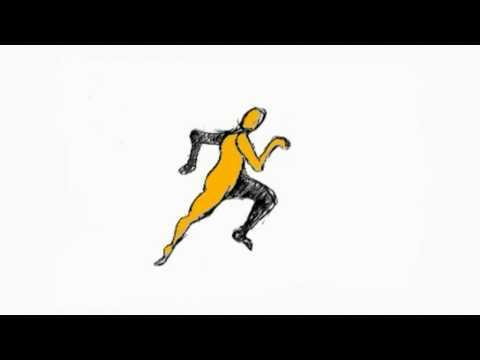 Kreslena Animace Beh Youtube