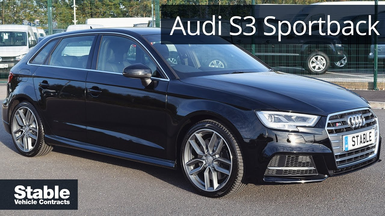 02c9ee56c8 Audi S3 Sportback S-Tronic 2.0 TFSI Quattro 310PS walk around - YouTube