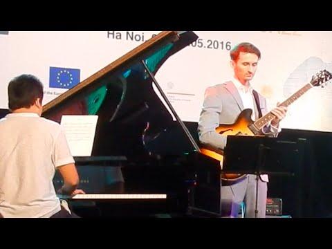 Europe Meets Asia JAZZ | Opera House Hanoi