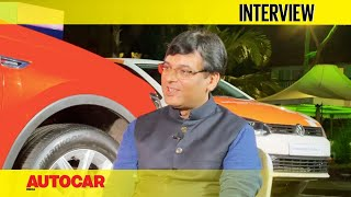 """2021 is the year of the VW Taigun"" - Ashish Gupta 