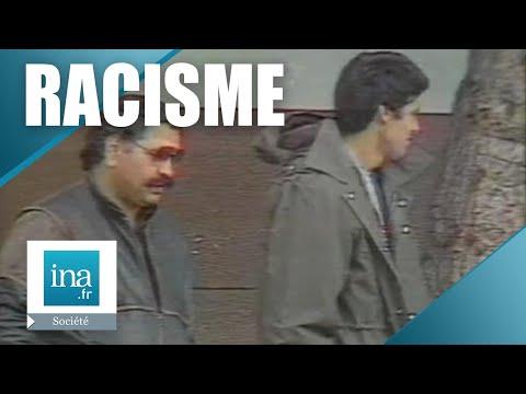 1989 :  Meurtre raciste contre un jeune Tunisien à Nice | Archive INA