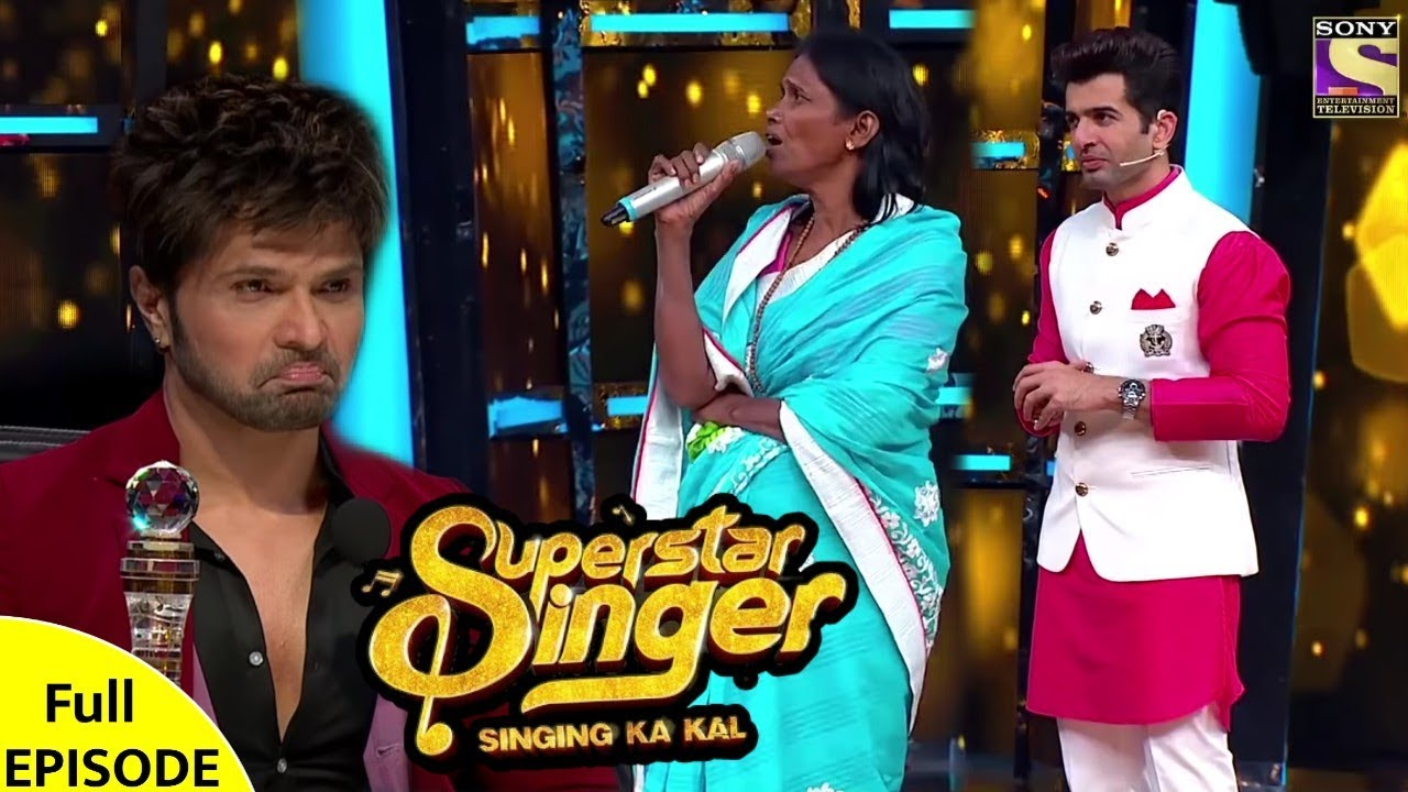 Railway Singer Ranu Mondal in Superstar Singers | 13 September Episode | Launch Video With Himesh