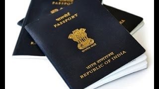 How To Apply For Indian Passport Online 2014
