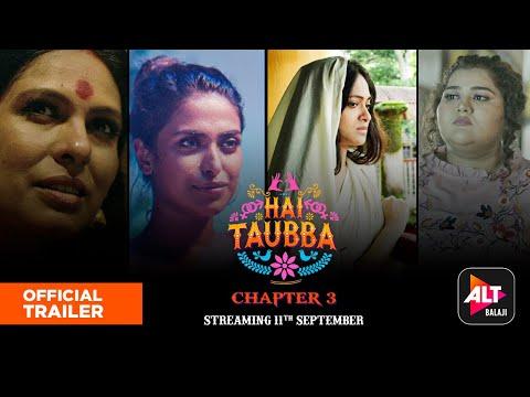 Hai Taubba 3    Official trailer    ALTBalaji