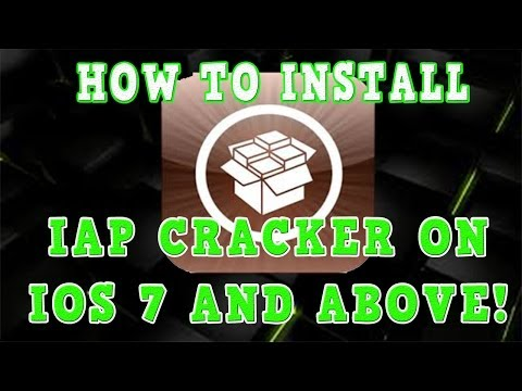 How To Get Free IAP Cracker Using Cydia IOS 7+
