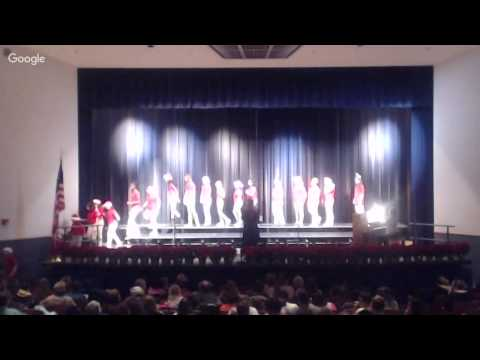 2015 Lafayette Sunnyside Intermediate School Winter Choir Show