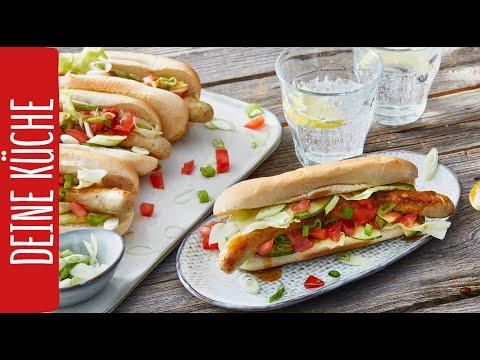 bratwurst-hot-dog- -7-zutaten-rezepte- -rewe-deine-küche
