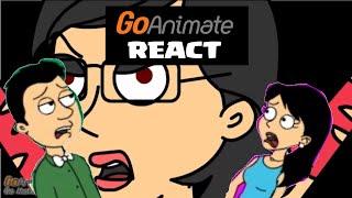 GoAnimate react to Evil Erika Maze